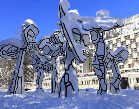 Hotel-RockyPop-Flaine-activités-hiver-art